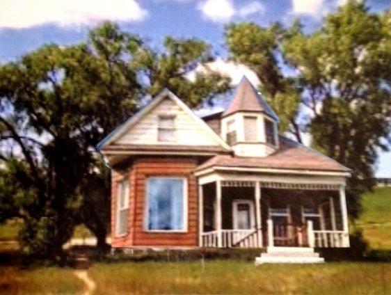 The Maynard house
